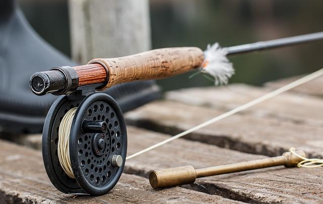 rybářský navijýk
